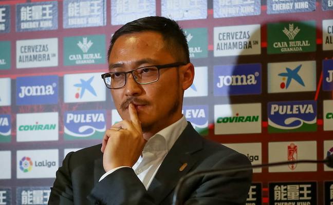 Kangning Wang es el designado para comparecer en la Audiencia Nacional en representación del Granada