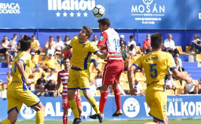 El Alcorcón disfrutará de autoridad moral ante el Granada CF