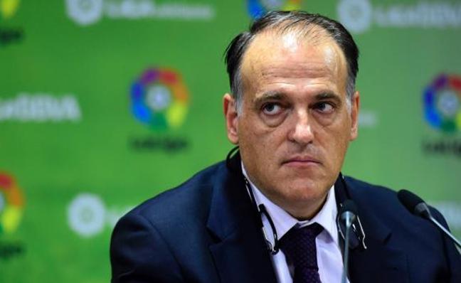 El Granada CF no estuvo entre los clubes que votaron a favor de que a Tebas le subieran el sueldo