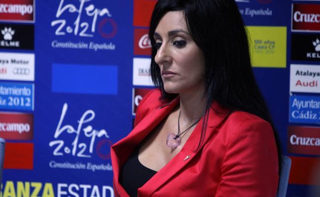 Elena Pina: «No sé lo que es el scouting, hacía las transferencias»