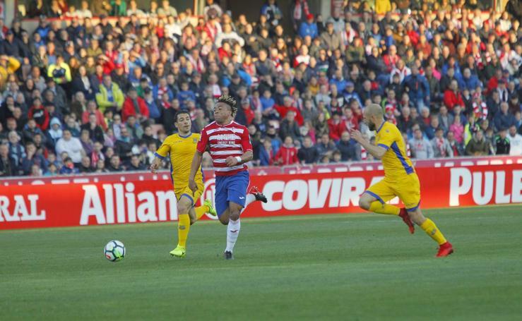 Así se vivió esta nueva victoria del Granada CF en Los Cármenes