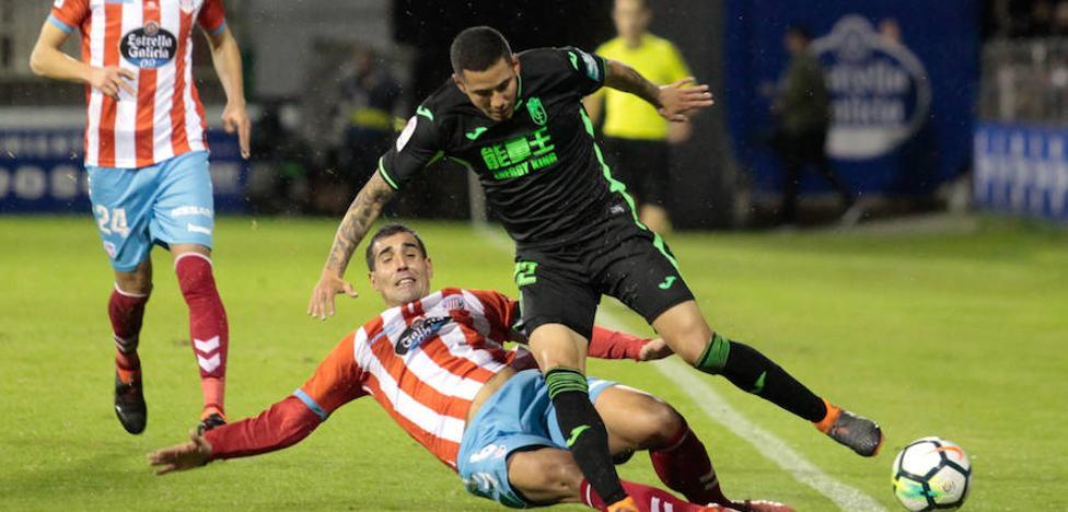 Sergio Peña se acerca al Mundial de Rusia y se cae para el partido ante el Numancia