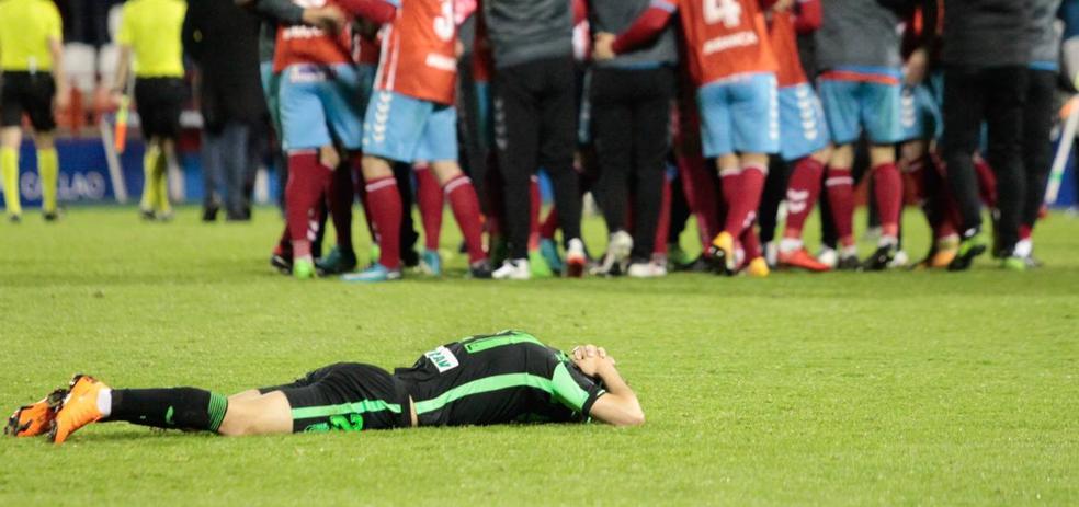 Carlos Pita rompe la racha triunfal del Granada