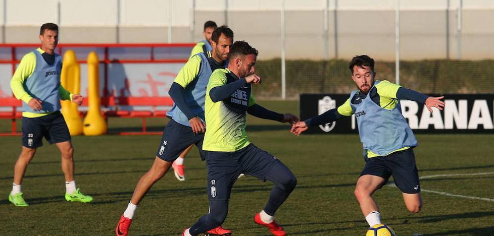 El Granada regresa este martes a los entrenamientos