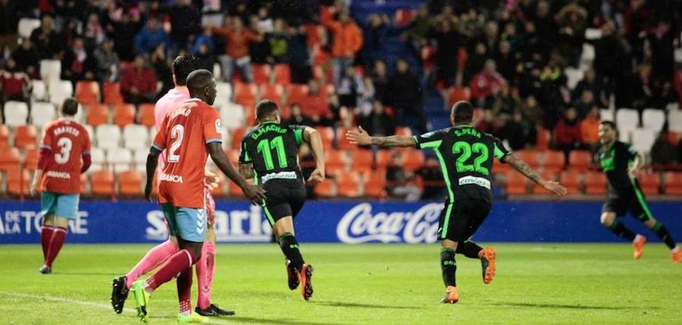 Los resultados también acompañan al Granada en la última jornada