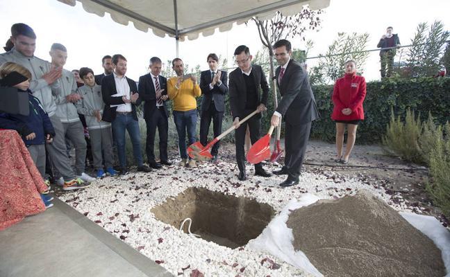 El nuevo proyecto para la ampliación de la ciudad deportiva ya está listo para ejecutarse