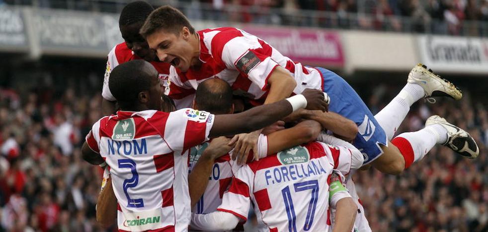 Nástic: contigo empezó el éxito del Granada CF