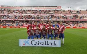 El Granada CF encadena dos derrotas por segunda vez en la temporada