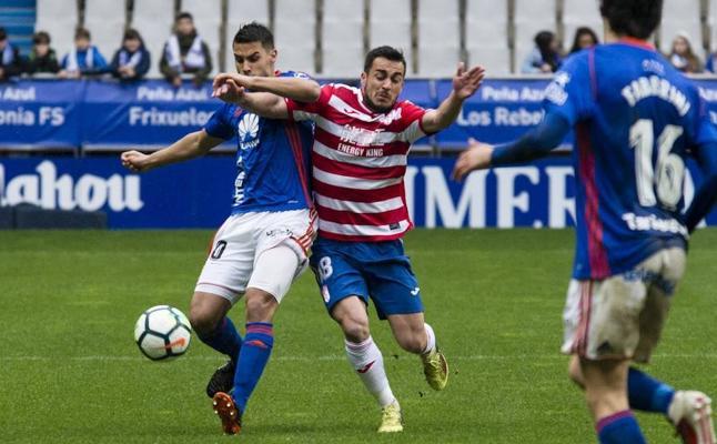 El Granada se queda a ocho puntos del ascenso directo