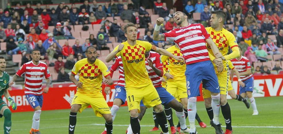 Al Granada le interesa acabar quinto la próxima jornada