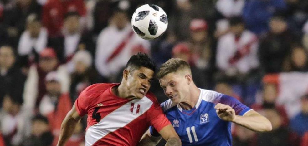 Sergio Peña, seis minutos con la selección y de vuelta a Granada