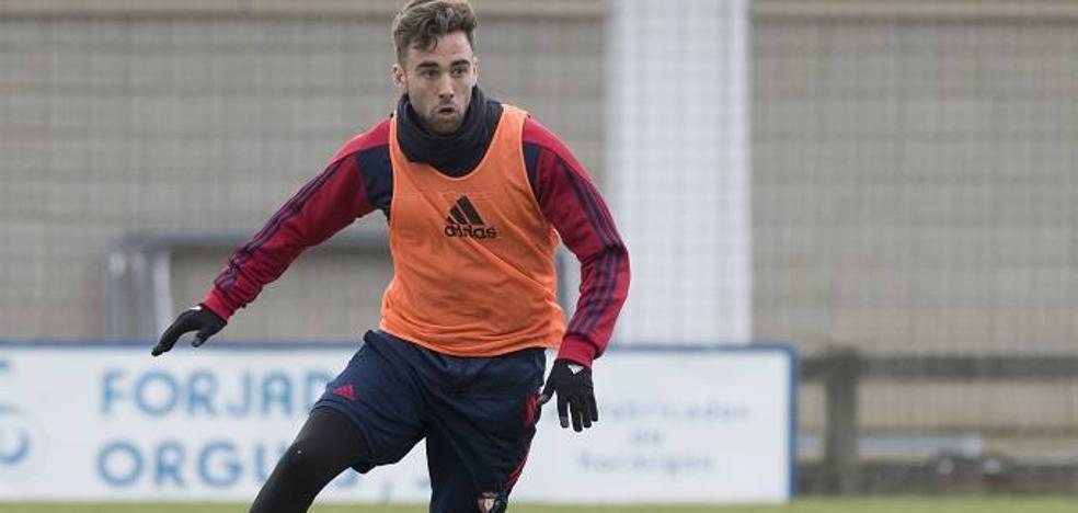 Rober Ibáñez no jugará en Granada