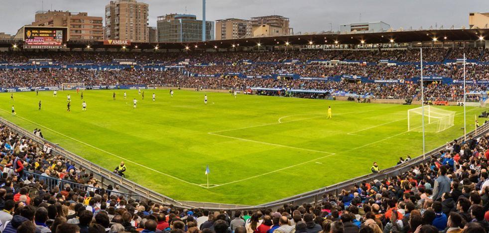 El Zaragoza eleva el listón