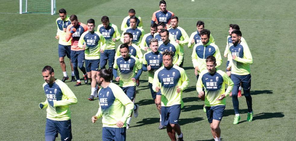 El Granada regresa este miércoles a los entrenamientos
