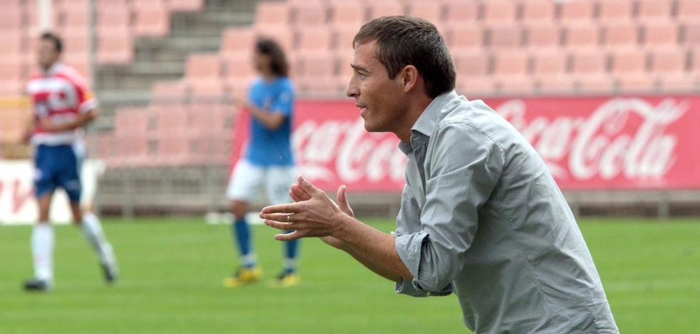 Primera visita de Óscar Cano a Los Cármenes como rival tras su etapa como entrenador rojiblanco