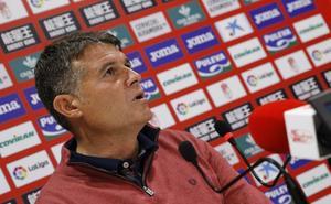 Pedro Morilla: «Queremos que el equipo se suelte»