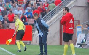 Pedro Morilla: «En los últimos minutos ha podido la ansiedad»