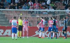 El Granada, tercer peor equipo de Segunda de los dos últimos meses