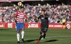 «Cuando me dijeron que iba a jugar allí empecé a seguir al Granada»