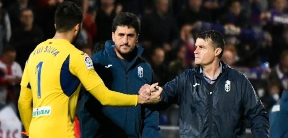 Pedro Morilla deja de ser entrenador del Granada