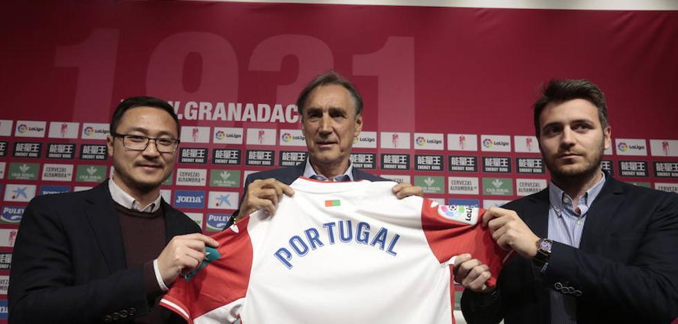 Portugal: «Tengo la materia prima para conseguir el objetivo»