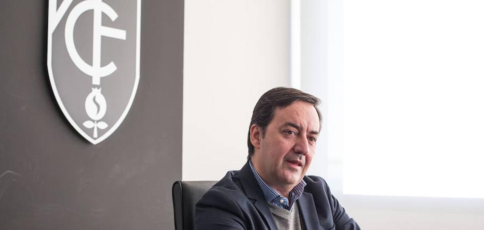 Monterrubio niega la venta del club y asegura el proyecto