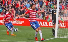 Ángel Montoro, único futbolista al margen del grupo