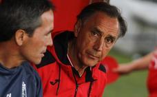 «El Almería nos ha pillado y nos ha hecho dos goles»