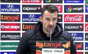 «El Granada es un equipo que está hecho para ascender»