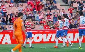 Álex Martínez: «Lo más importante es que el equipo ha conseguido la victoria»