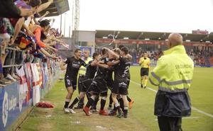 El Huesca asciende a Primera