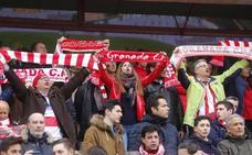 La afición del Granada, en el top 50 de las más fieles en los estadios europeos de Segunda