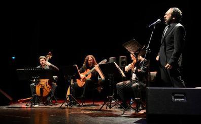 Zapata inaugura la Guadix Clásica con un sorprende viaje musical