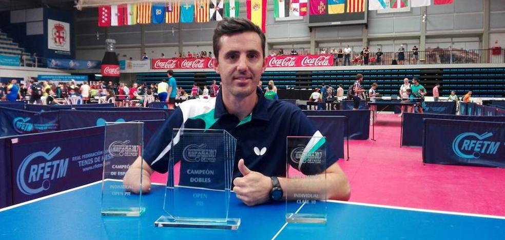 El Ayuntamiento felicita a José Manuel Ruiz por sus nuevos éxitos