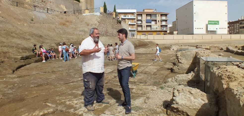 Disponibles las invitaciones para los microespectáculos y visitas guiadas al Teatro Romano