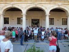 Tres días de luto en Lanteira por la muerte de su vecino en el atentado de Barcelona