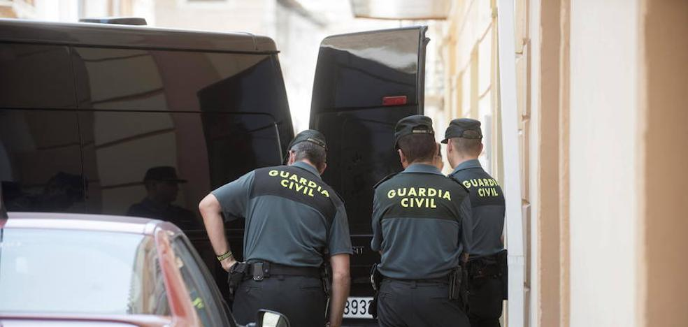 Detenido un individuo uzbeko por el atraco con cuchillo y hacha en un área de servicio