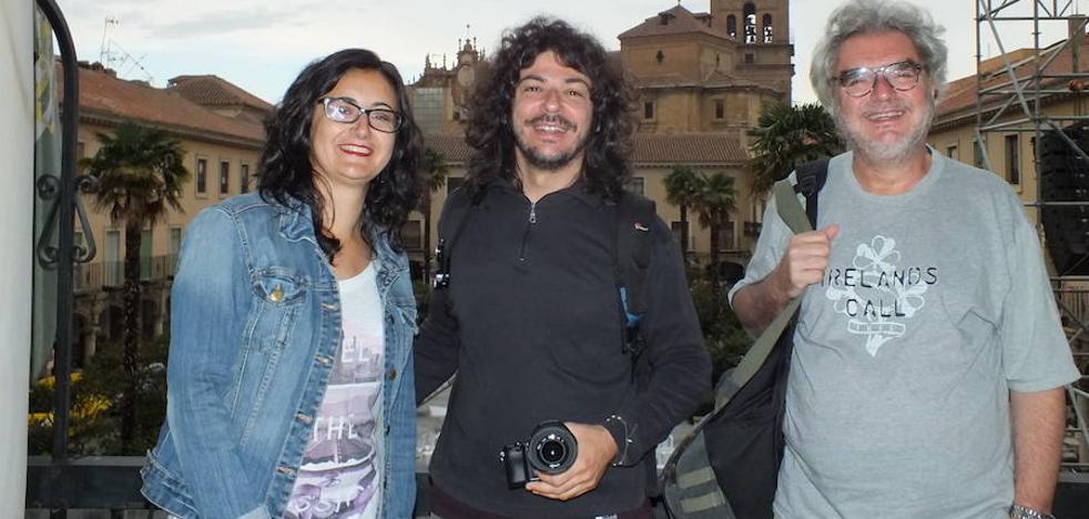 "Periodistas italianos de ""Torino Magazine"" visitan Guadix"