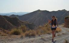 Mariola Jiménez y Miguel Ángel Blázquez vencen en el I Trail Desierto de Gorafe