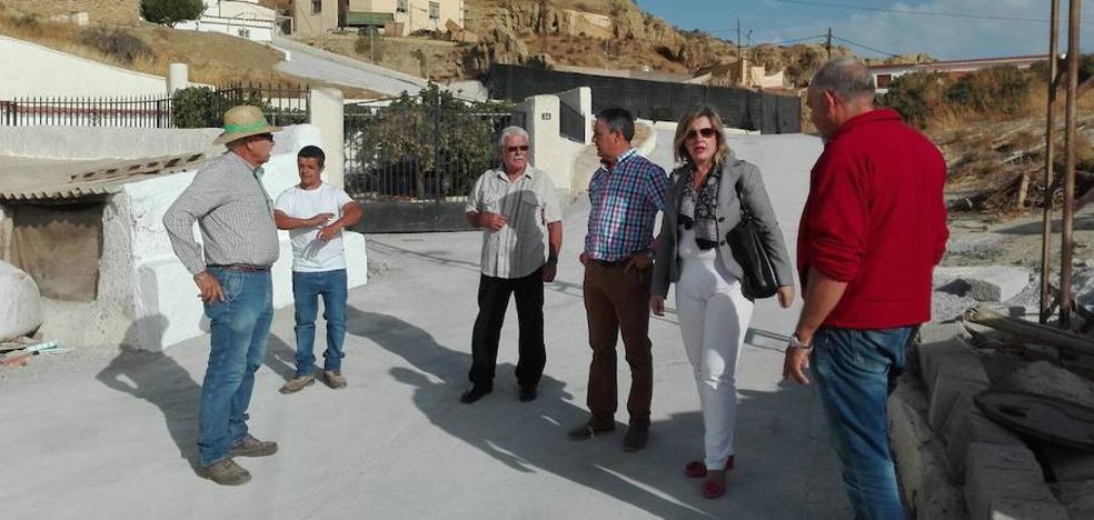 Paulenca mejora con varias actuaciones de los Planes de Obras y Servicios