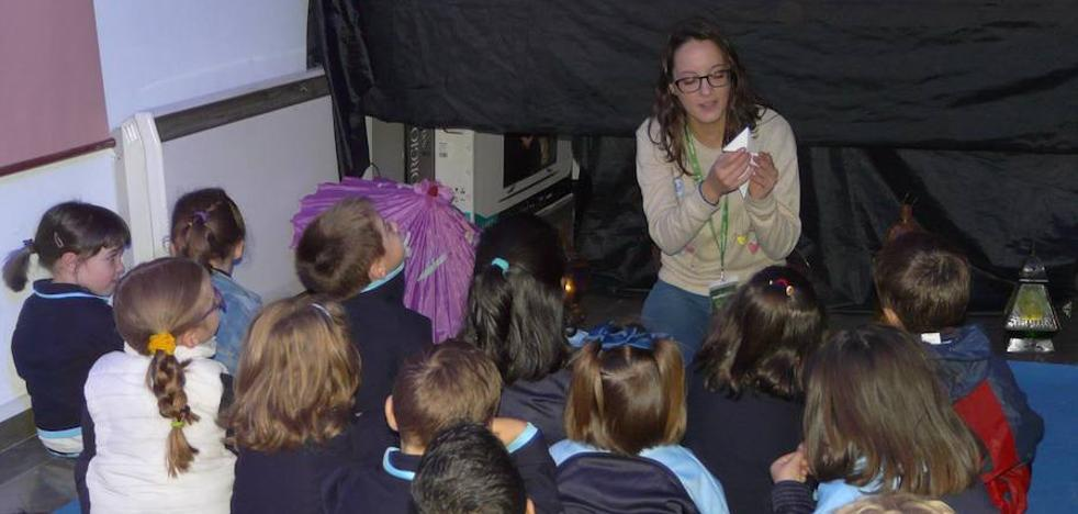 La Biblioteca de Guadix arranca 'Mañanas con cuento'
