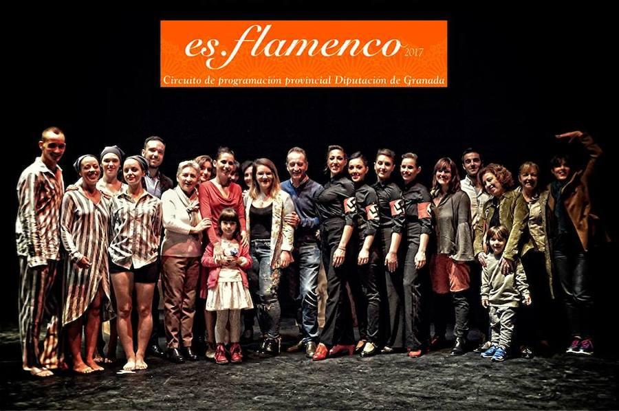 El circuito provincial Es.flamenco se cierra en Guadix
