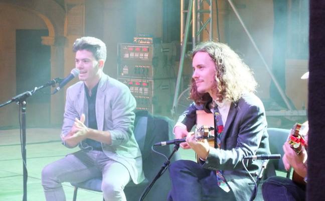 El talento del guitarrista accitano Pablo Giménez llega a Estados Unidos y Canadá