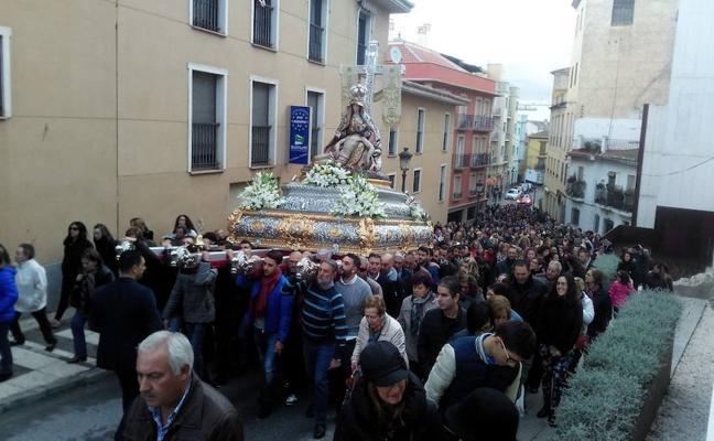 Guadix celebra la fiesta de su Patrona