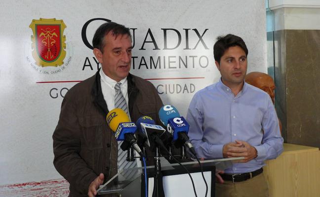 El Ayuntamiento destinará las ayudas para inversiones extra del superávit de Diputación a dos obras en Guadix y una en Bácor