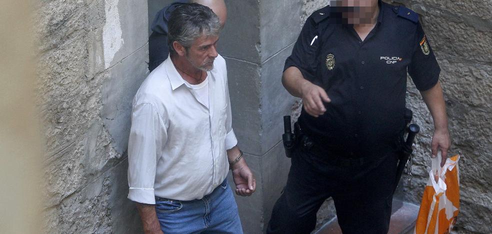 'Cazan' con 105 kilos de hachís en Guadix al preso común con más años en la cárcel