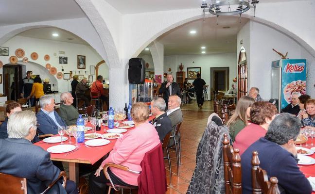 El barrio de la Estación celebra el 40 Aniversario de su Asociación de Vecinos