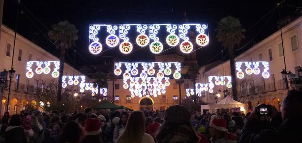 Guadix estrena su Navidad