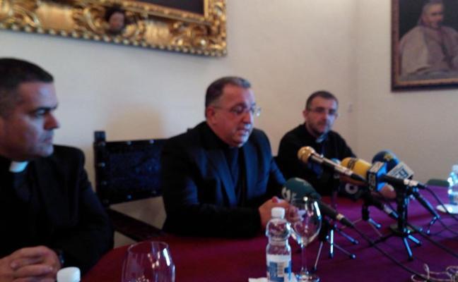 """""""En Guadix he aprendido a ser Obispo…. y me he sentido como en casa"""""""