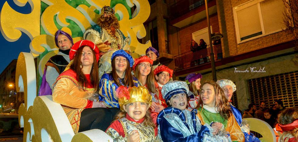 Apoteosis mágica en las calles de Guadix